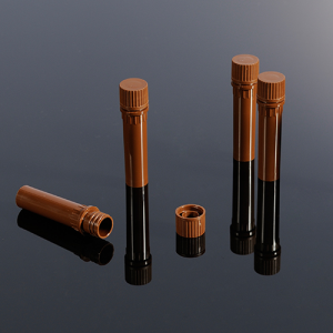 Micro Tubes 2ml , PP Brown